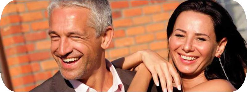 Casais com grande diferença de idades