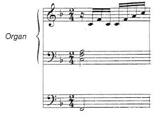 Arpeggio organ 2