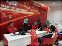 Grapari Telkomsel Kebun Jeruk Jakarta Barat