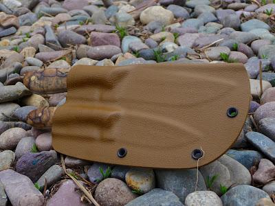 custom twin knife sheath
