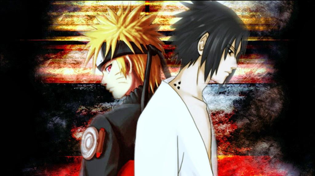 Naruto Vs  Sasuke Hd Wallpapers