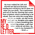 My Red Letter 2017 - E001 - Sarah