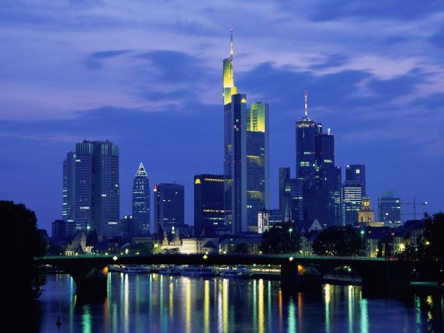 besplatne pozadine za desktop 1024x768 free download Frankfurt