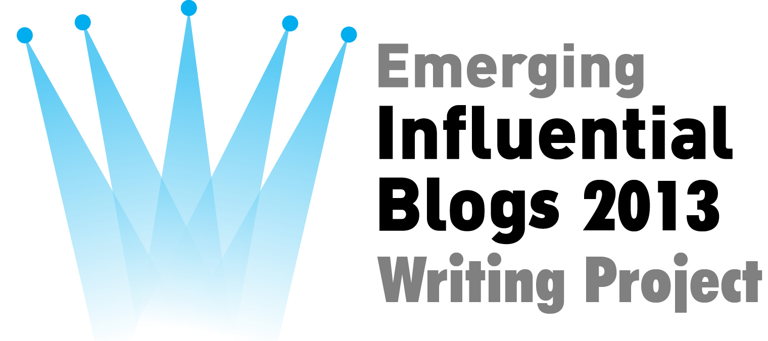 Top 10 Emerging Influential Blogs of 2013