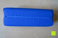 Kissen unten: High Pulse Akupressur-Set - Akupressurmatte & Akupressurkissen für eine einfache und wirksame Behandlung von Schmerzen und Verspannungen am ganzen Körper. (Blau)