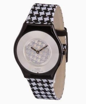 c1db4e6bffe Vejam aqui as combinações que se fazer com ela e o fantástico relógio  Swatch que temos na Ourivesaria Catita 2 que se inspira neste padrão!