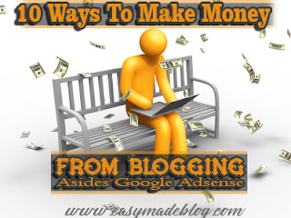 make money from blogging