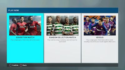 PES 2018 PS3 Next Level Patch v3 3 [ BLES ] Season 2018/2019