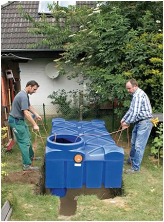 rainwater harvesting uk