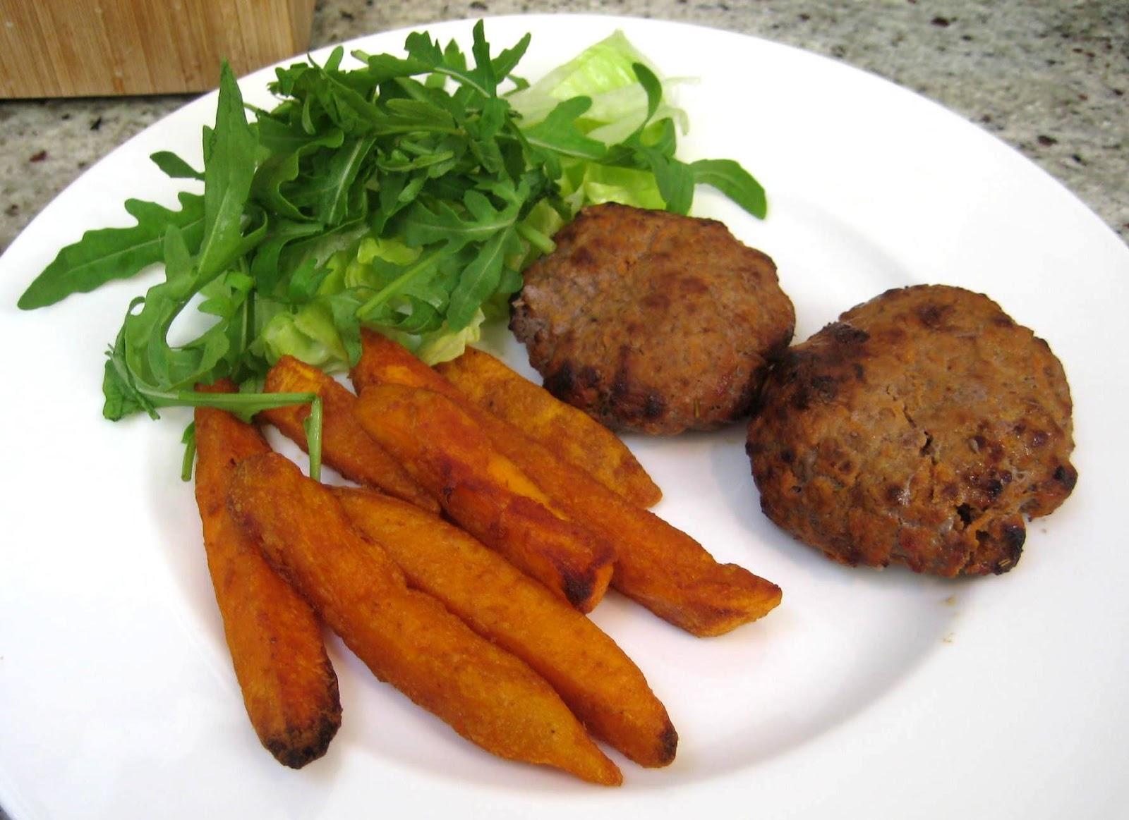 The FODMAP Foodie: FODMAP Diet Burger Recipe