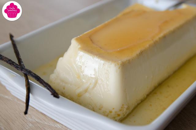 Entremets vanille caramélisé à l'Omnicuiseur