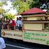 Masih Antusias, Karnaval Pembangunan Ribuan Warga Padati Sepanjang Jalan Pemuda Klaten.
