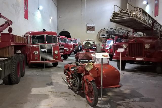 museo pompieri a mantova