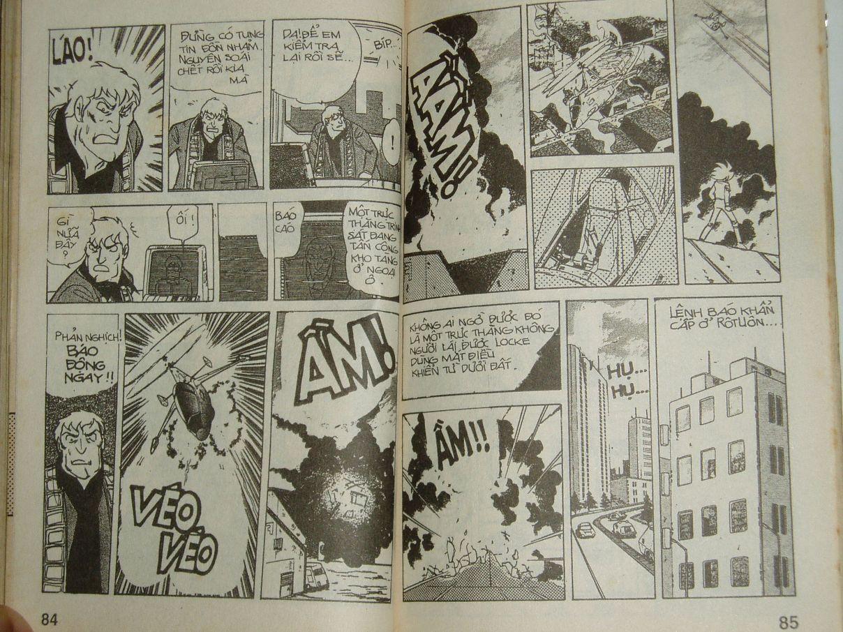 Siêu nhân Locke vol 03 trang 42