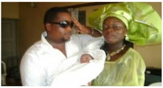Bisola and her baby daddy