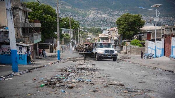 FMI insiste con su paquete de ajuste económico para Haití