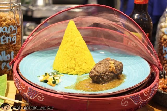 Beef Randang Java by Bakmi Nyonya