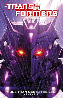 Transformers: More Than Meets the Eye Volume 2 (IDW)