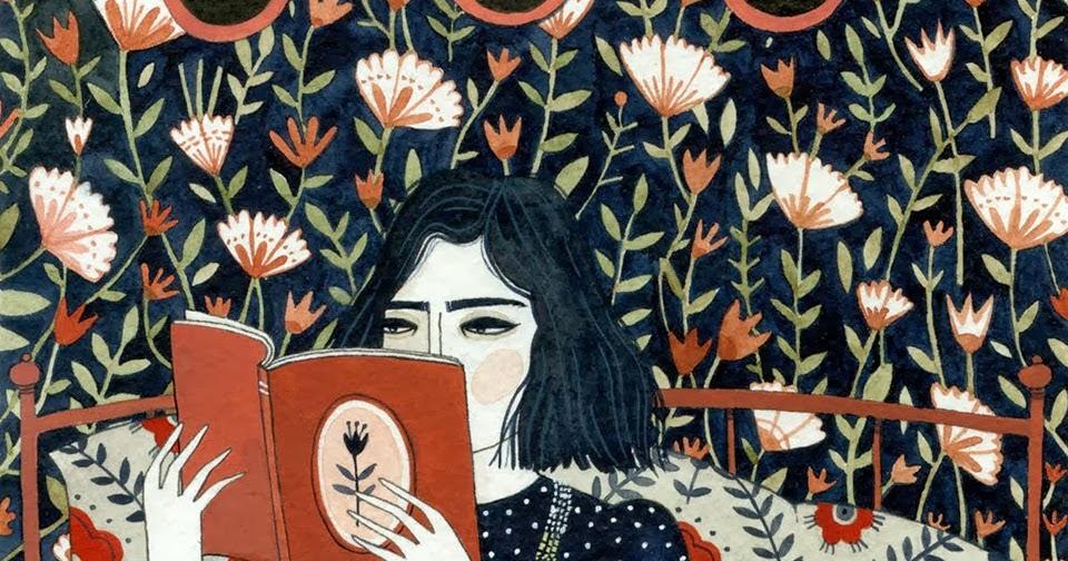 Pinzellades al món  Les il·lustracions d Yelena Bryksenkova  dones llegint 40ae377ac76d