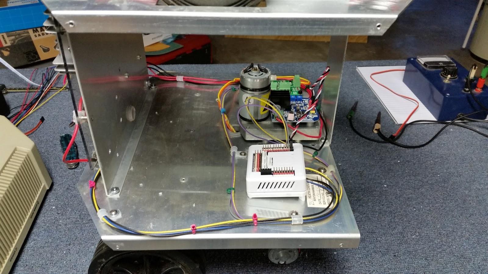 Greg\'s Hero Robot Rebuild