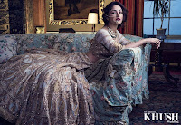 Yami Gautam Bridal Look Photo Shoot  for Khush Magazine TollywoodBlog