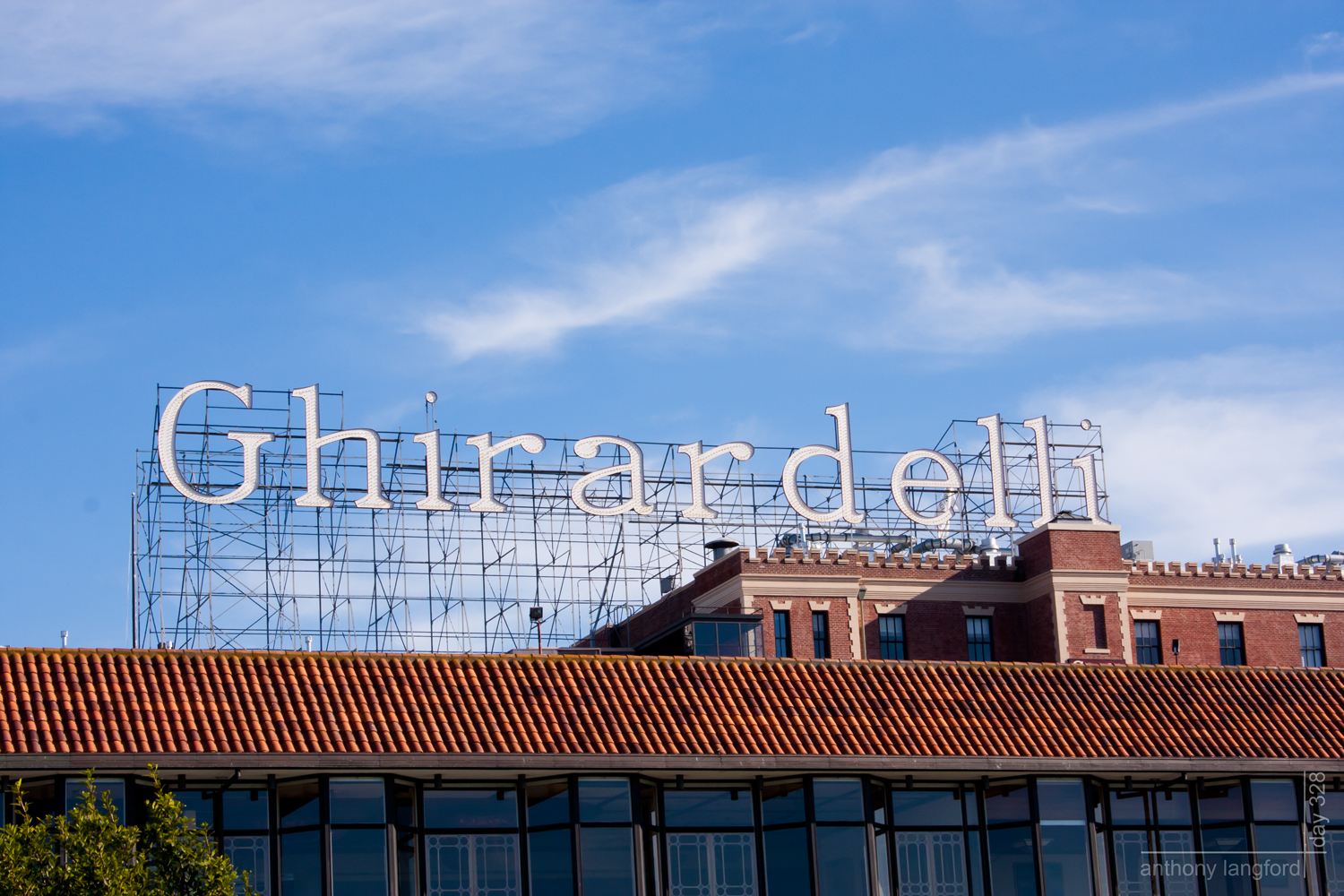 AntTree Blog: Photo 365 - Day 328 (Ghirardelli Square)