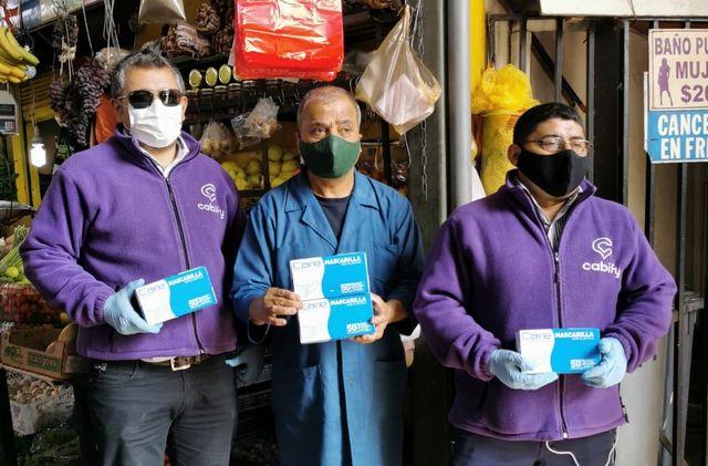 😷🇨🇱 Lanzan campaña que incentiva la donación de empresas a comunidades
