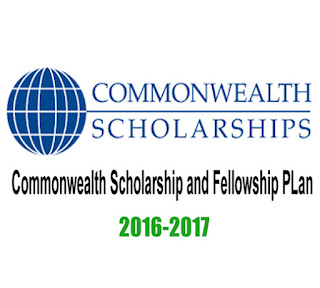Commonwealth Scholarships 2016 in Uk