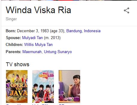 Winda Viska Jebolan Indonesian Idol Pengidap Radang Panggul