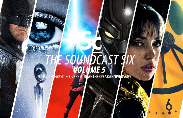 Soundcast Six Vol. 5 (Ep. 97)