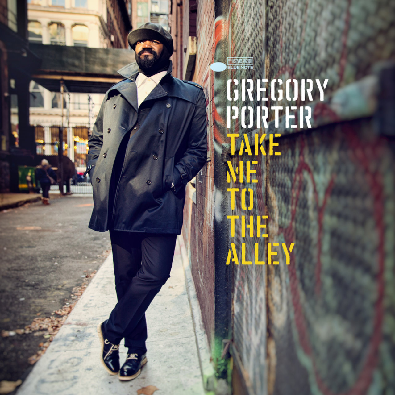 b7358366c480fd Republic of Jazz  Gregory Porter - Take Me To The Alley (Deluxe) 2016