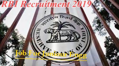 RBI Recruitment.