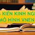 SÁNG KIẾN KINH NGHIỆM THEO MÔ HÌNH TRƯỜNG HỌC MỚI (SKKN MÔ HÌNH VNEN)