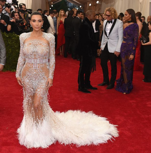 Kim Kardashian bum is out of control say doctor
