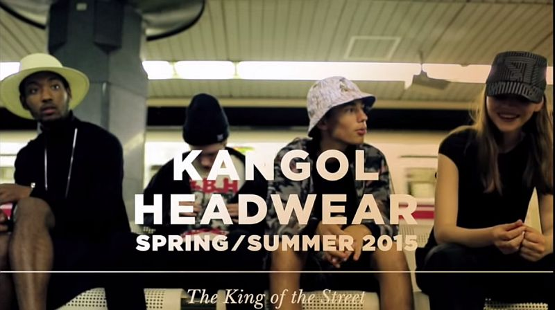 Kangol VIDEO Lookbook Frühling/Sommer 2015 Atomlabor Blog Fashion Tipp