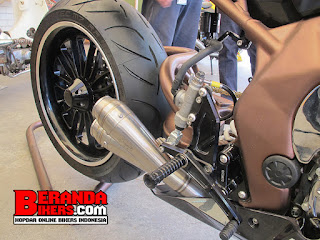 BURTOR 2016: Modifikasi CBR 250RR 2 Silinder Elegant!