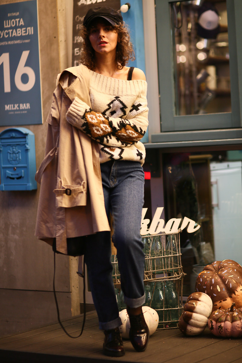 тренд 2016 - тренч пальто