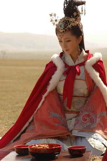 หวังเจาจวิน (Wang Zhaojun) @ 4 ยอดหญิงงามในประวัติศาสตร์จีน