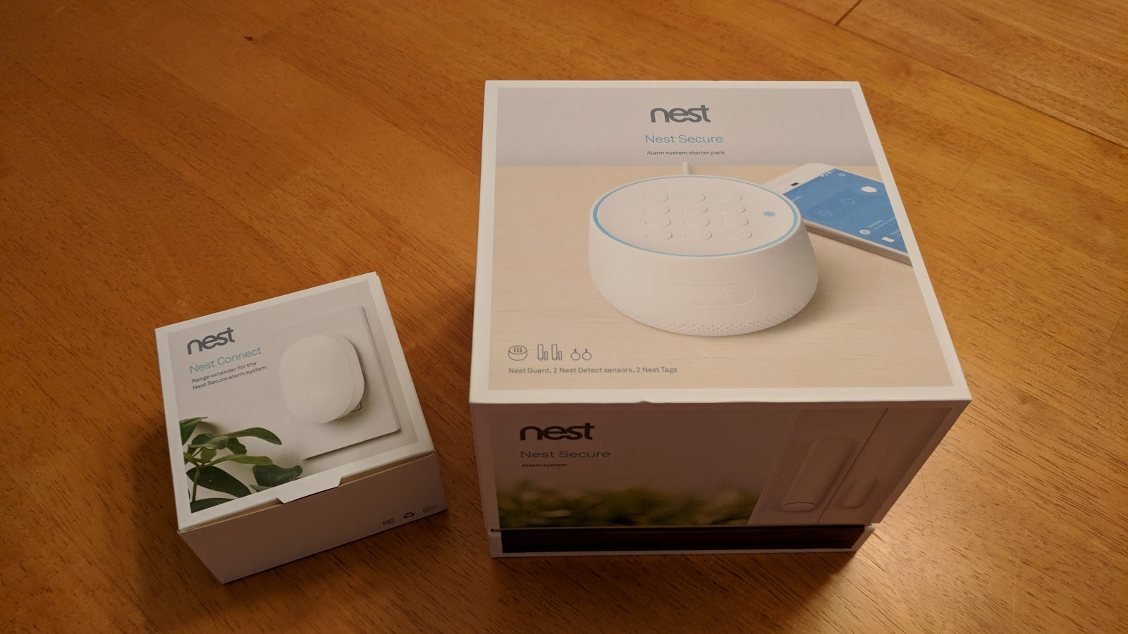 Bryan Hill's Blog: Product Review: Nest - Secure Alarm
