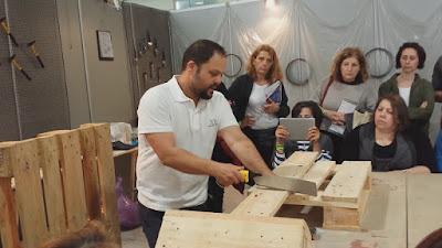 """Αθήνα: Η συμμετοχή του """"ΜΟΒ"""" στην Έκθεση Χειροτέχνικα - Νέα Ακρόπολη"""