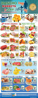 ⭐ Rancho Markets Ad 6/18/19 ✅ Rancho Markets Weekly Ad June 18 2019