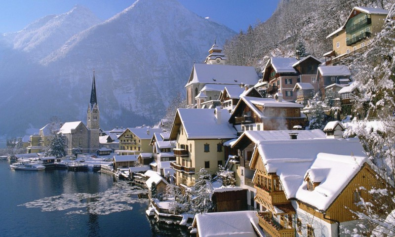 It Is Picture Perfect And Embodies A True European Winter Wonderland All The Magic That Comes With