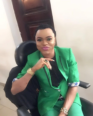 Image result for Bobrisky Lands First TV Appearance On Ebony Life TV. (Photos)