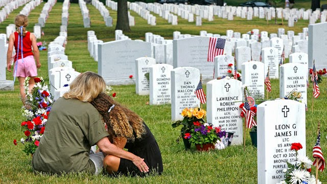 #15 Best Memorial Day Wishes For US Soldiers