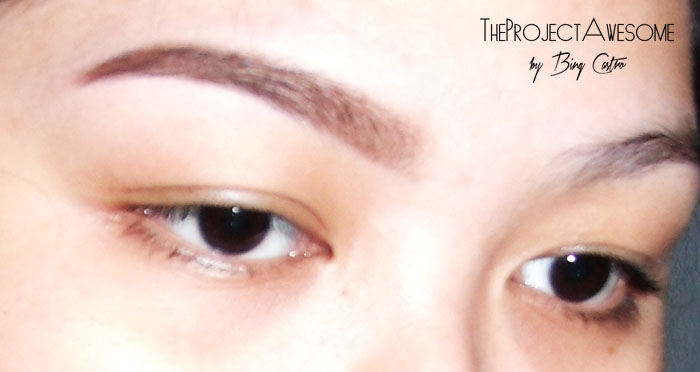 The Project Awesome: My Brow Essentials!