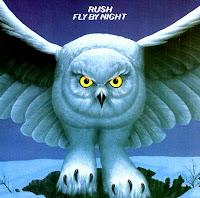 """Ο δίσκος των Rush """"Fly by Night"""""""