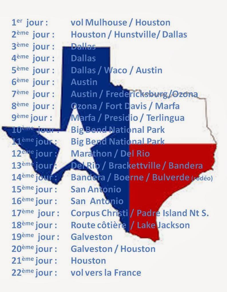 Arizonami Le Texas