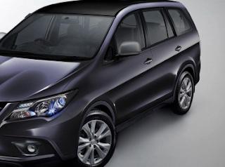 Perubahan Lampu Belakang Pada Mobil Inova