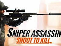 Download Sniper 3D Assassin MOD APK v1.17.2 Infinite Ammo Terbaru Gratis 2017