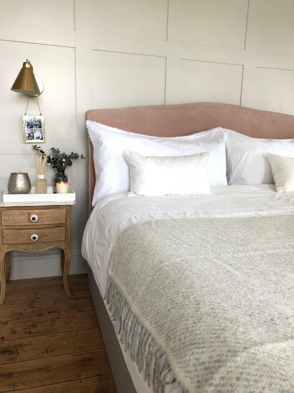 Sleep // with The White Company* - Roses and Rolltops